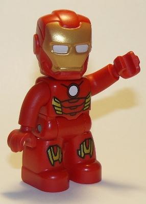Iron Man nieuw