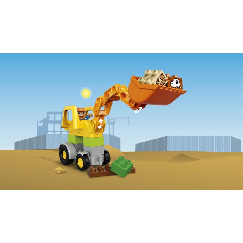 Lego Duplo Graafmachine 10811