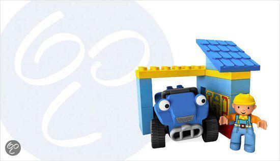 Duplo Bob de Bouwer Werkplaats - 3594