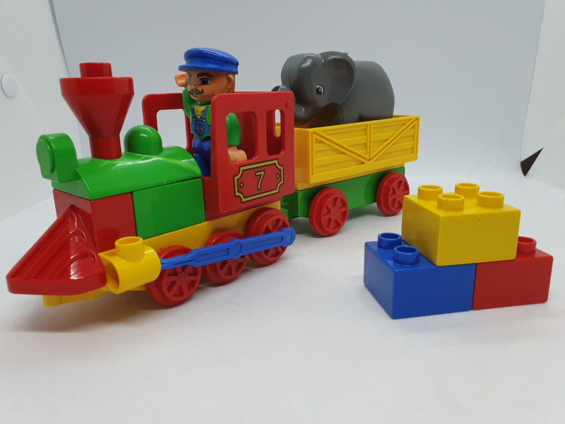 Lego Duplo trein : mijn eerste trein 3770