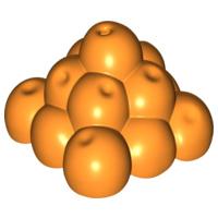 Duplo onderdelen : Fruit piramide