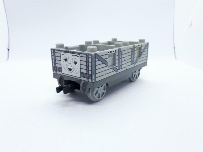 Lego Duplo thomas de trein kolenwagon 1