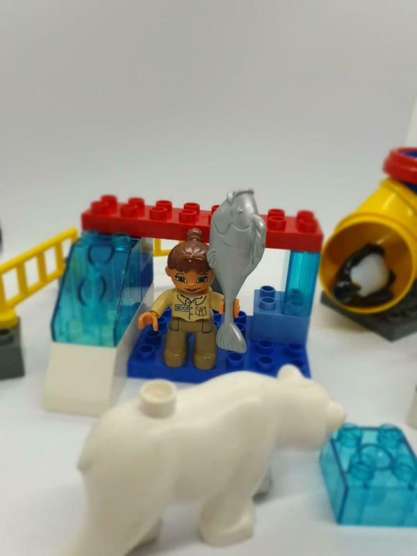 Lego Duplo pooldieren 5633