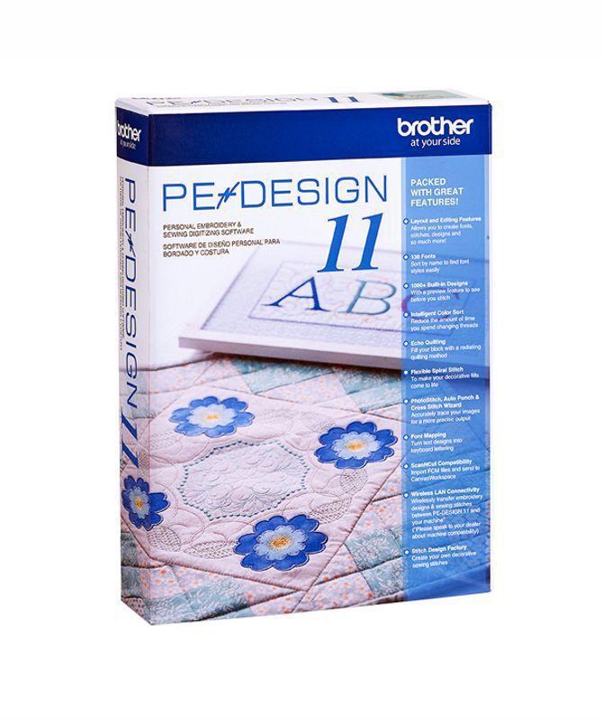 Brother PE)Design 11