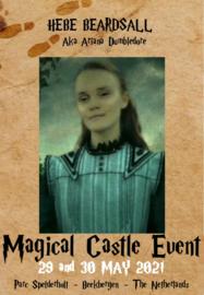 Saturday Autographic: Hebe Beardsall aka Ariana Dumbledore