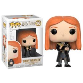 Funko Ginny Weasley + Signature ( Bonnie Wright )