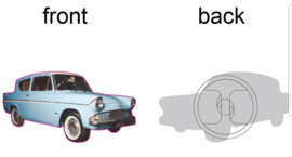 Exclusive Pins: Ford Anglia