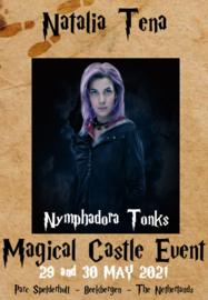 Autographic: Natalia Tena aka Nymphadora Tonks