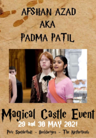 Saturday Autographic:  Afshan Azad aka Padma Patil