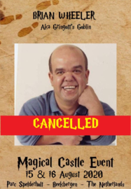 CANCELLED Selfie Ticket: Brian Wheeler