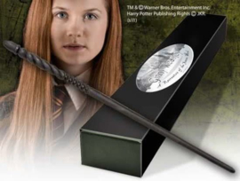 Wand Ginny Weasley + Signature ( Bonnie Wright )