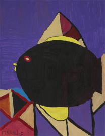 Zwarte vis 2