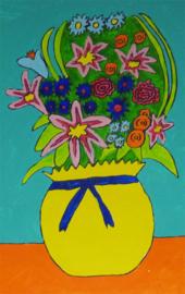 Kleuren bloemen