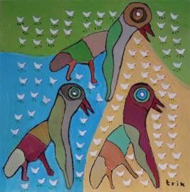Vogelhonden