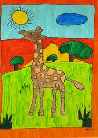 Giraffe Emmen