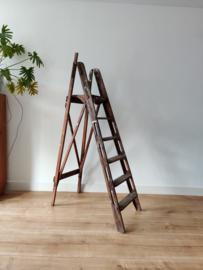 Vintage schilders trap