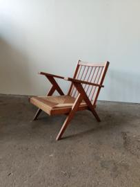Vintage fauteuil jaren 50fauteuil