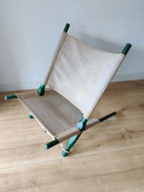 Vintage saw chair door Ole Gjerløv-knudsen