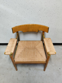 Cassina Carimate golf club lounge chair door Vico Magistretti