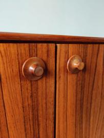 Vintage dressoir sideboard 204cm