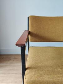 vintage dutch design fauteuil gemerkt AP Originals