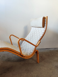 Vintage Finn Østergaard ligstoel / lounge chair