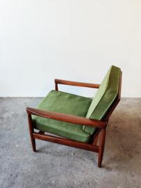 Vintage fauteuil 'Kolding' door Erik Wörts 1960 voor Ikea