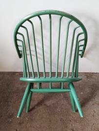 Vintage Ilmari Tapiovaara Crinolette fauteuil