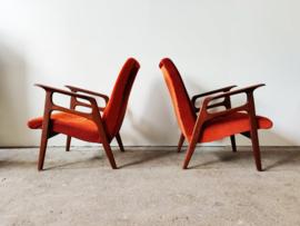 Vintage design fauteuils