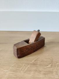 Antieke kinder schaaf, handgemaakt
