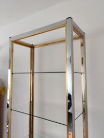 Vintage vitrine Renato Zevi
