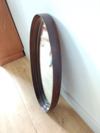 Vintage deense spiegel