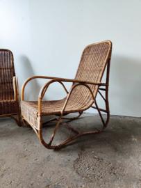 Unieke jaren 30 fauteuils