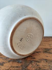 vintage bolle vaas gemerkt