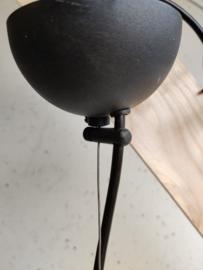 Vintage glazen Vitri Murano 'zakdoek' hanglamp