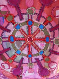 Vintage wandkleed Tina Hammer 1966 190*170cm tapestry