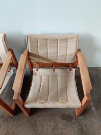 Vintage Karin Mobring Diana fauteuils