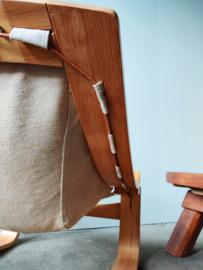 Vintage Nelo Möbel fauteuil