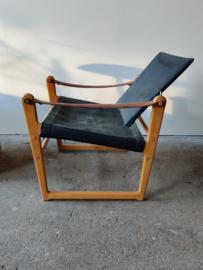 Safaristoel 'Cikada' door Bengt Ruda 1960