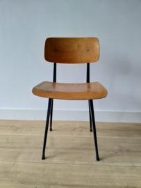 Vintage result stoel door Friso Kramer