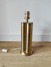Vintage messing tafellamp