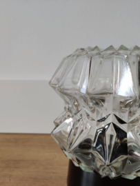 Vintage 'brutalist' lamp