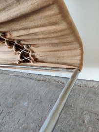Set/2 vintage stoelen Pascal Mourgue model 'Biscia'