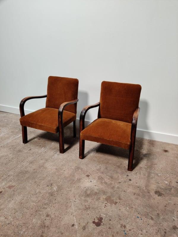 Set arm fauteuils