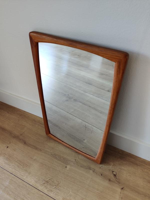vintage Skandinavische spiegel