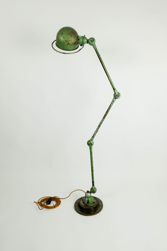 Jielde vloerlamp