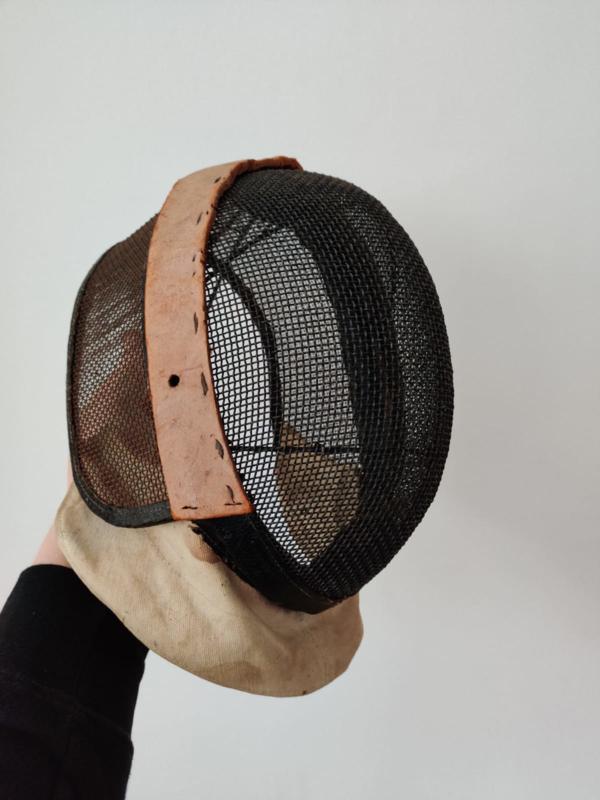 Vintage scherm masker