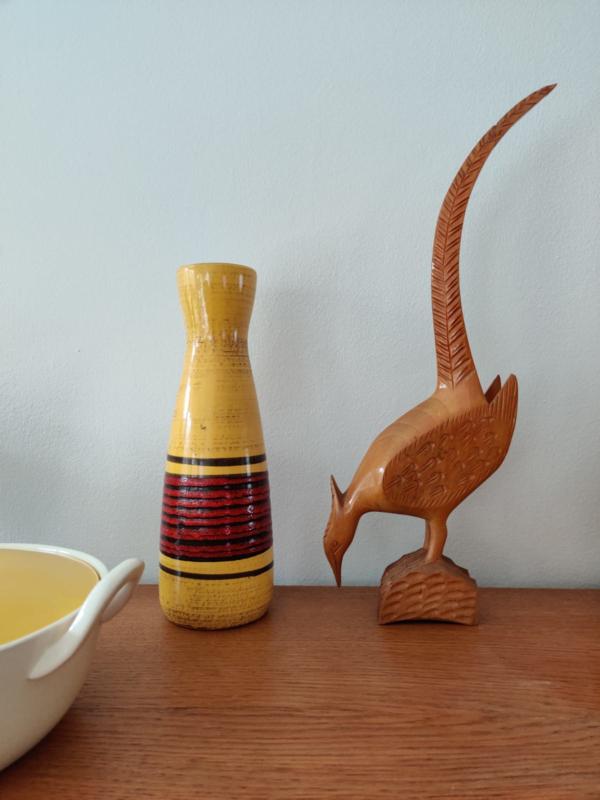 Houten fazant