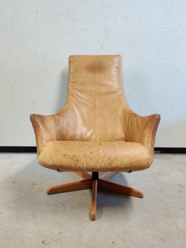 Goede Oude leren fauteuil | Stoelen en banken | Studio Gespuis KB-86