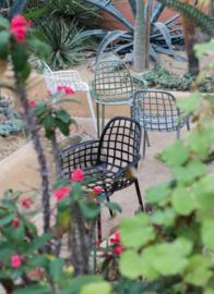 Tuinstoel Albert Kuip zwart